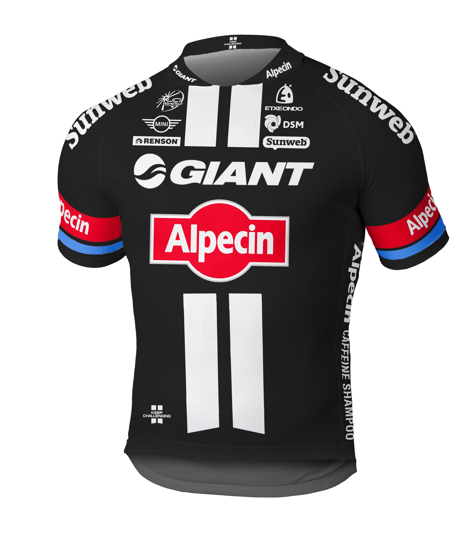 Team Giant-Alpecin Jersey 2016